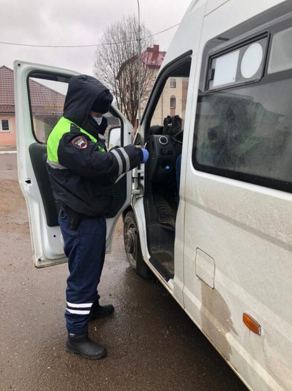В Бологовском районе прошло профилактическое мероприятие «Автобус»