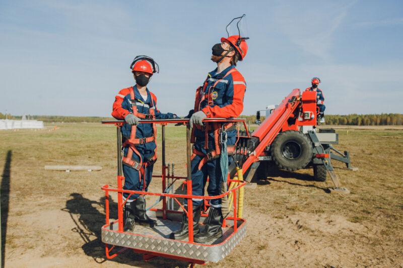 Специалисты филиала «Россети Центр Тверьэнерго приняли участие во Всероссийских командно-штабных учениях