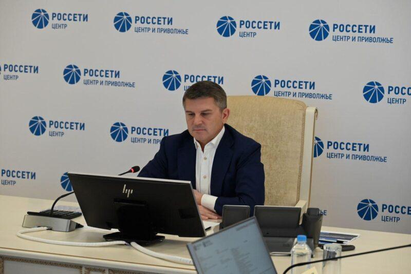 Игорь Маковский обсудил дорожную карту мероприятий по повышению эффективности электросетевого комплекса Тульской области