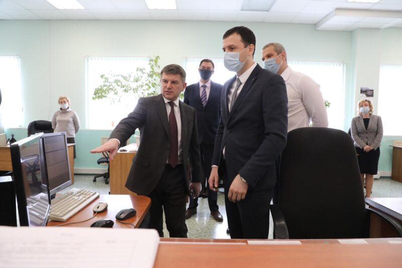 Генеральный директор «Россети Центр» провел встречу с «Ивгорэлектросети» и «Ивэнерго»