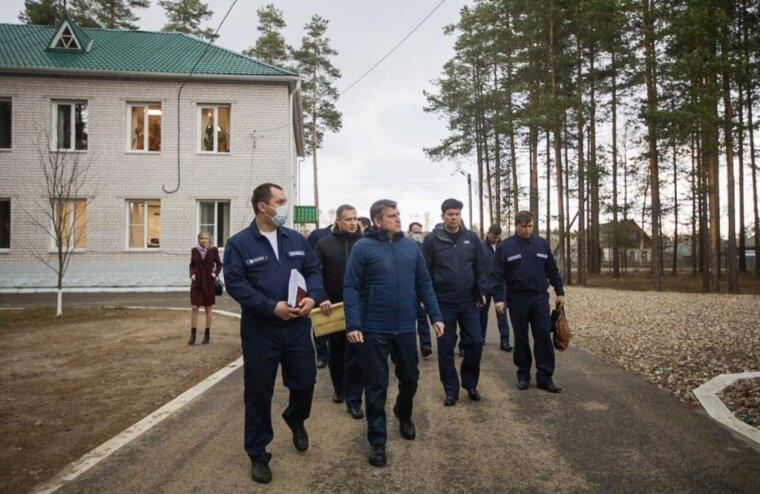 Генеральный директор «Россети Центр» проверил ход работ по повышению надежности электросетей в Тверской области