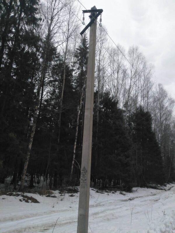Специалисты филиала «Россети Центр Тверьэнерго» испытывают самовосстанавливающуюся линию электропередачи