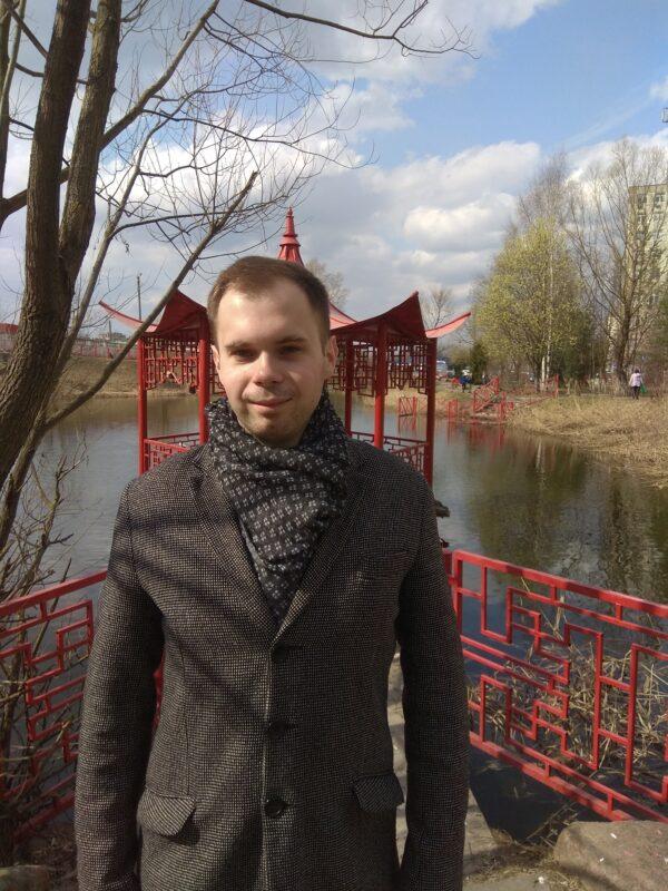 Александр Канивец: Для меня субботник – это начало весны