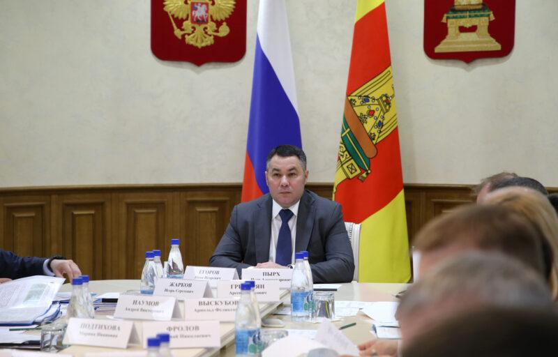 В Тверской области продолжается работа по расширению лесного фонда