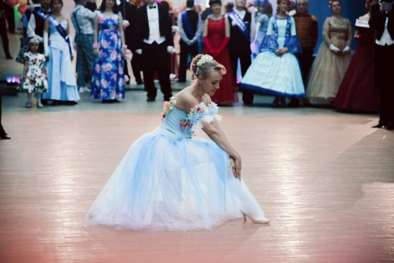 """ДК """"Пролетарка"""" приглашает на танцевальный вечер """"Вальс цветов"""""""