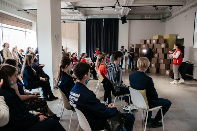 Наталья Смирнова: у волонтёрского движения должен быть достойный представитель в государственной Думе