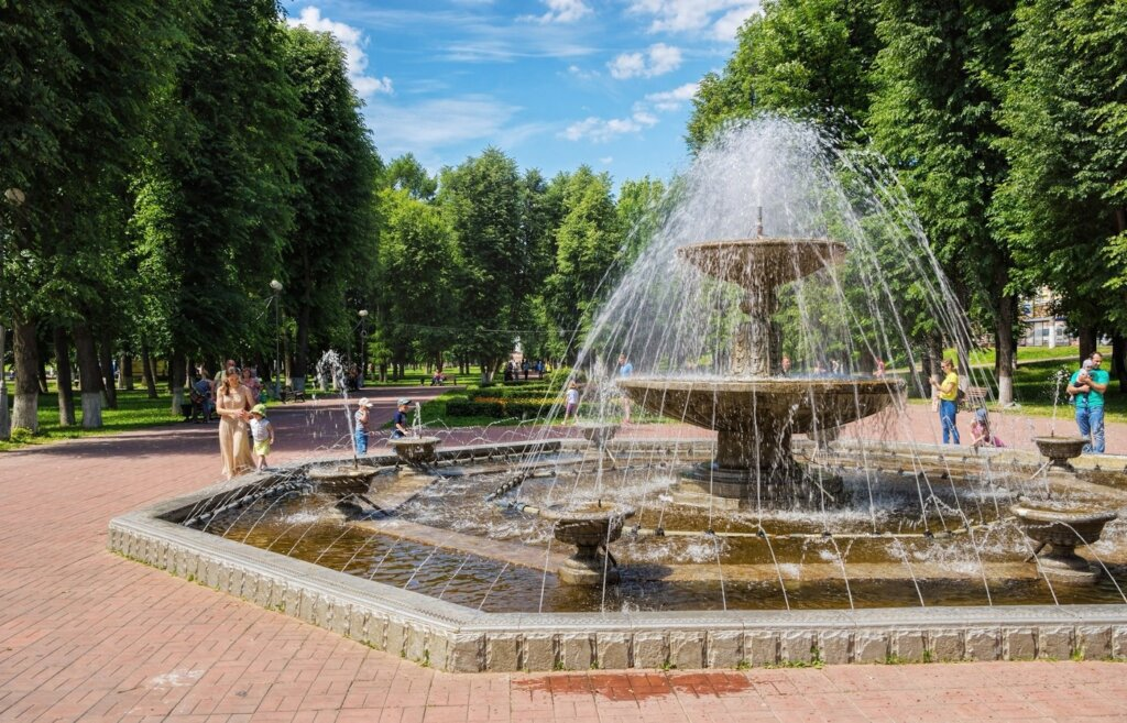 Тверские фонтаны готовят к открытию сезона