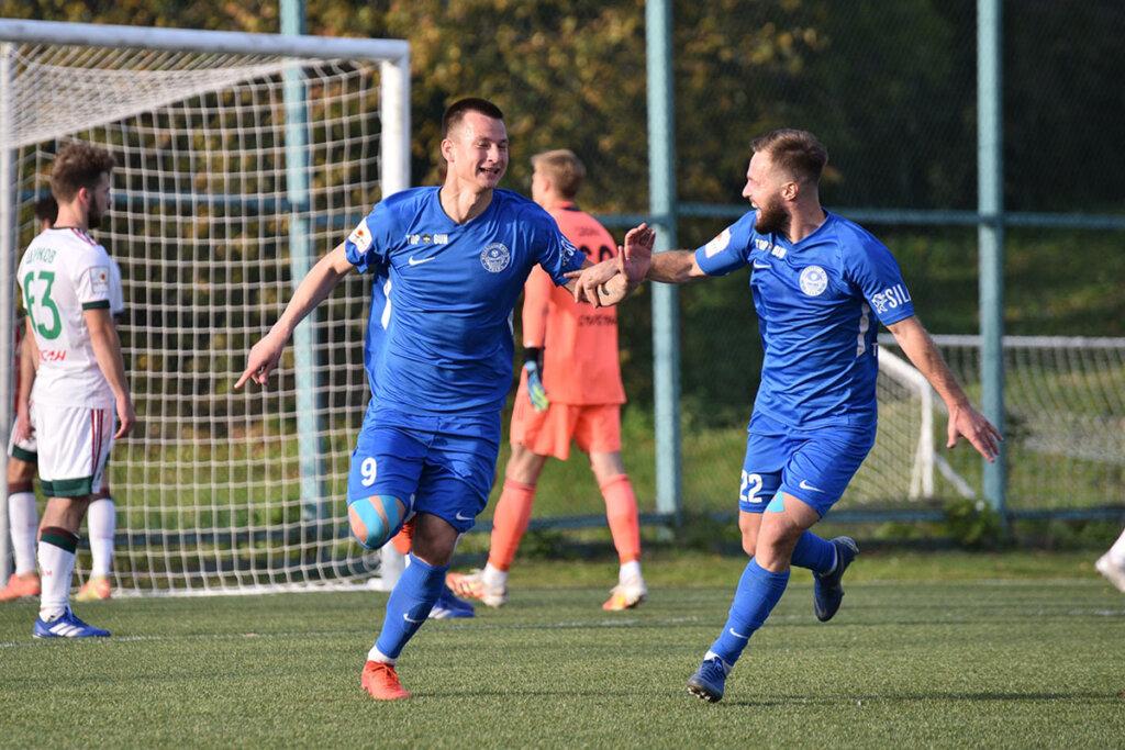 Футбольный клуб «Тверь» одержал третью победу со старта игрового сезона