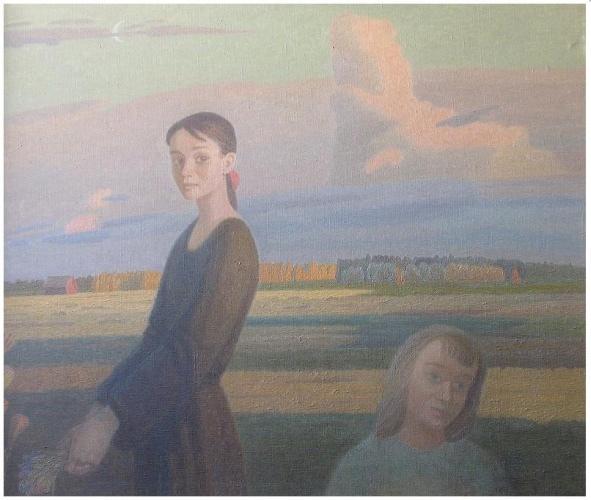 В Твери пройдет художественная выставка мечтателя Сергея Зыбина