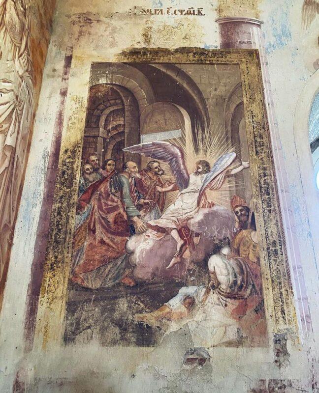 Ценнейший памятник искусства: какую церковь сравнили с древним римским храмом