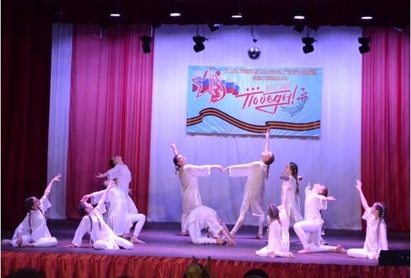 В Западной Двине прошел патриотический фестиваль детского и юношеского творчества