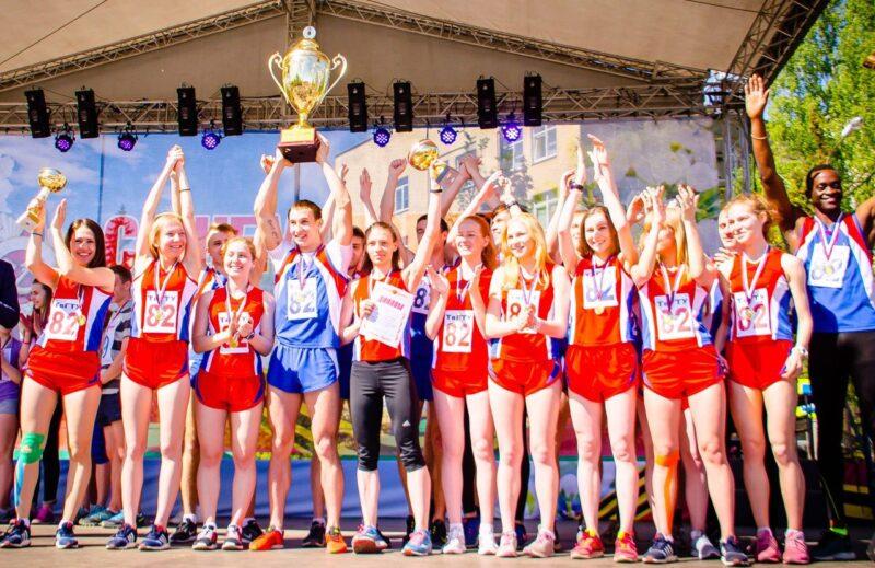 Жители Тверской области могут принять участие в легкоатлетической эстафете, посвящённой Дню Победы