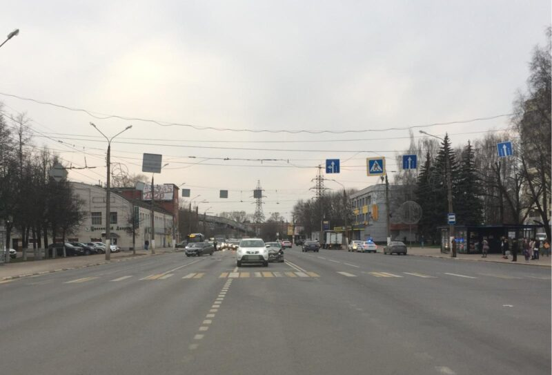 Стали известны подробности ДТП в Пролетарском районе
