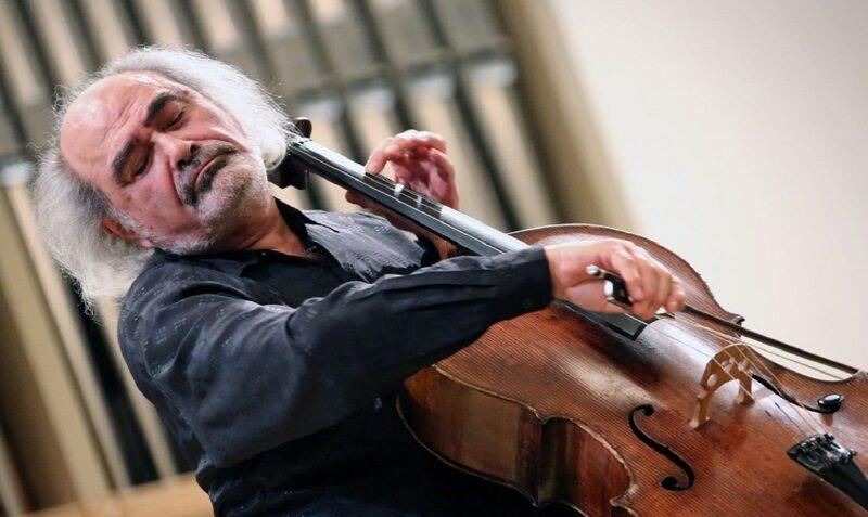 В Твери выступит выдающийся виолончелист Марк Дробинский