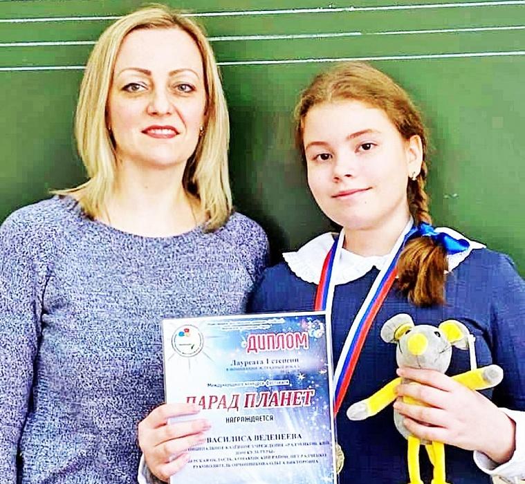 Юная вокалистка Конаковского района стала лауреатом международного конкурса