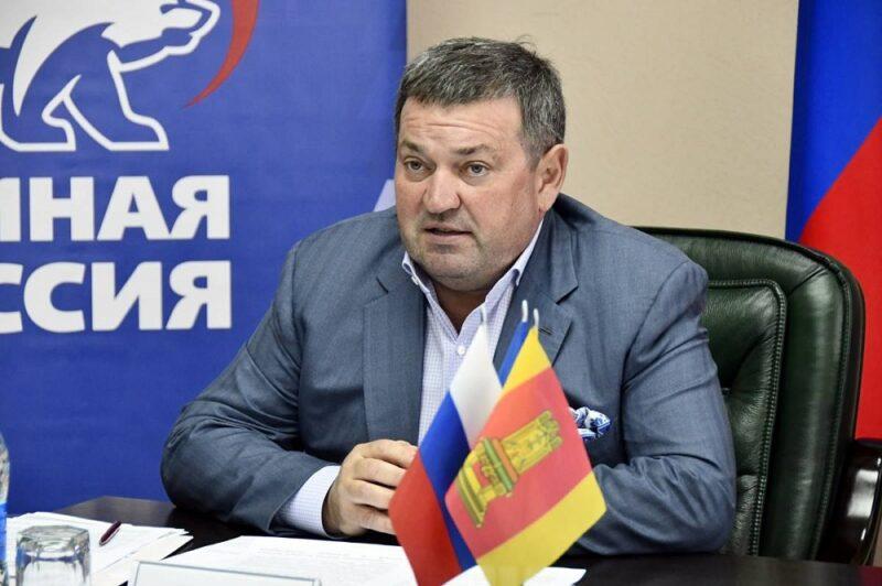 Александр Клиновский: По инициативе губернатора Игоря Рудени идёт масштабная газификация