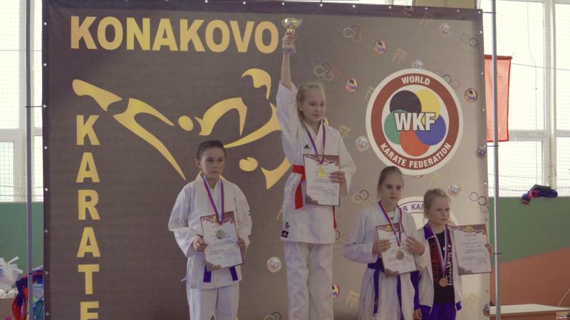 В Конаково прошли областные соревнования по карате