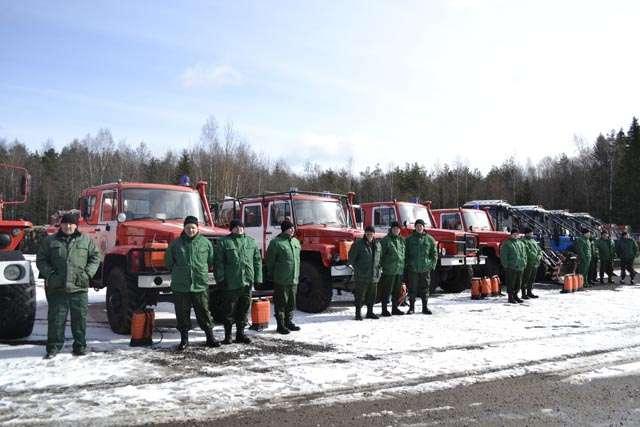 В Западной Двине проверили готовность к пожароопасному периоду