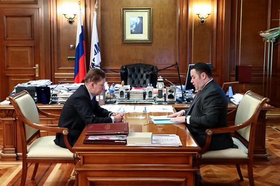 История отношений: как Тверская область укрепляла связи с федеральным центром