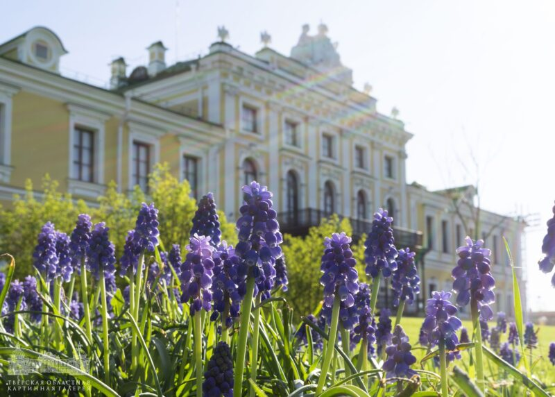 В Твери дворцовый сад вновь начнет принимать гостей