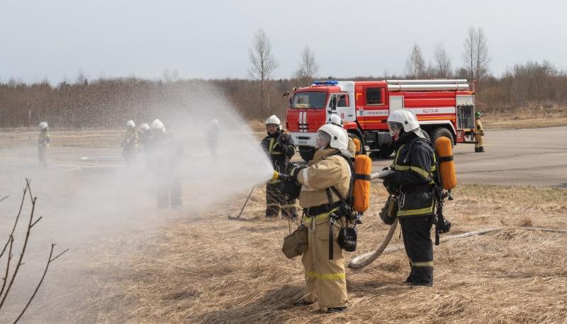 Тверское МЧС успешно завершило учения на Калининской АЭС