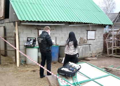 В Конаковском районе задержали предполагаемого убийцу