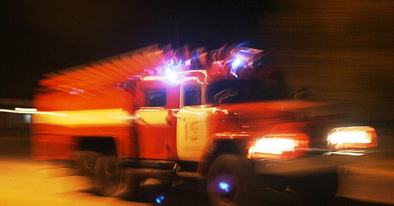 В Твери прошли пожарно-тактические учения в отделении Почты России