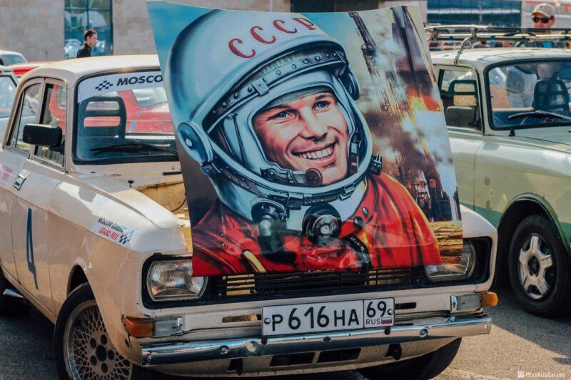 В Твери пройдет пробег на ретроавтомобилях в честь первого полета в космос