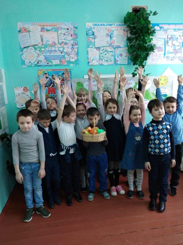 В Глебовской школе прошел праздник, посвященный дню здоровья