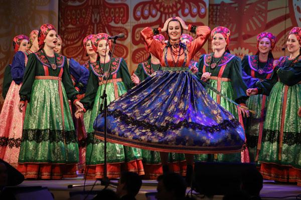 Северные песни в исполнении «Асъя кыа» прозвучат на Тверской земле