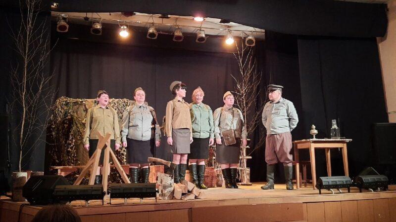 Театральный коллектив из Торопецкого района стал призёром областного фестиваля
