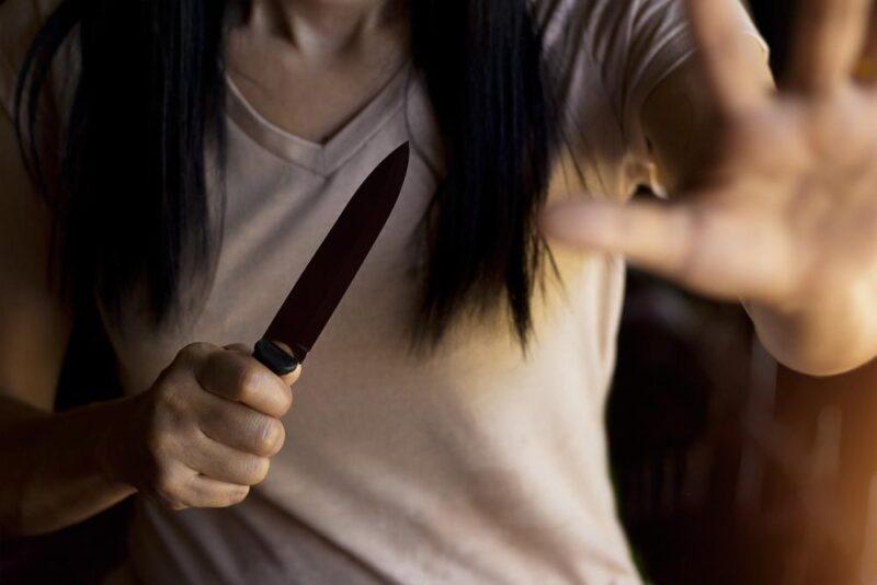 Жительница Тверской области во время ссоры ударила мужа ножом