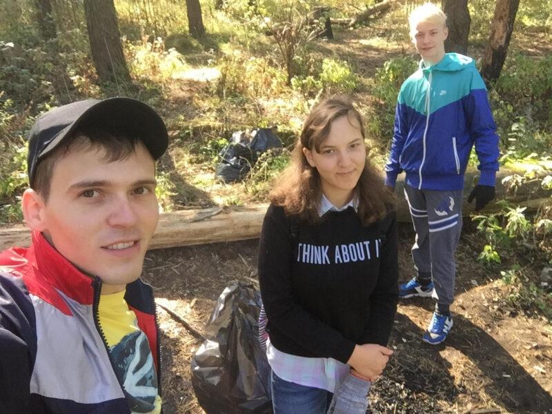 Владимир Шенгальс: Я участвую во всех субботниках