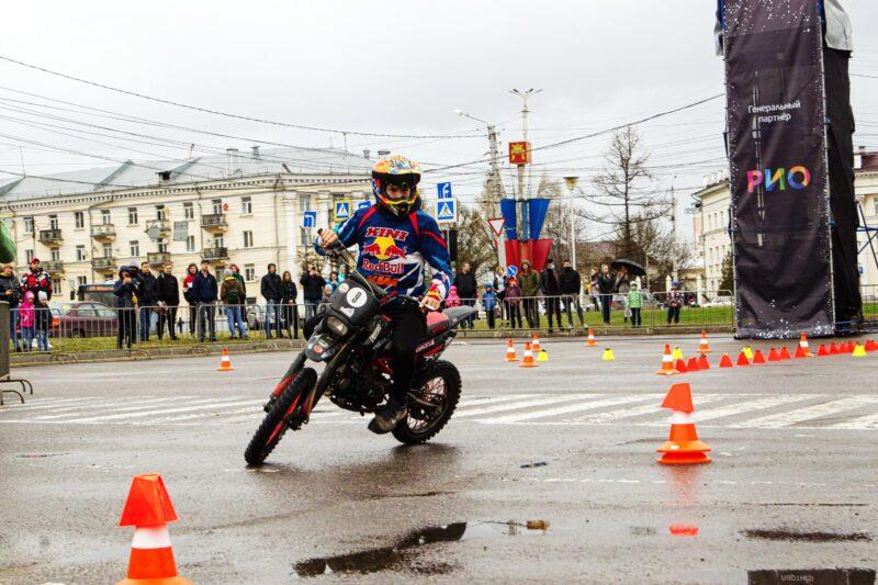 В Твери прошёл 2-й этап Чемпионата Тверской области по мотоджимхане