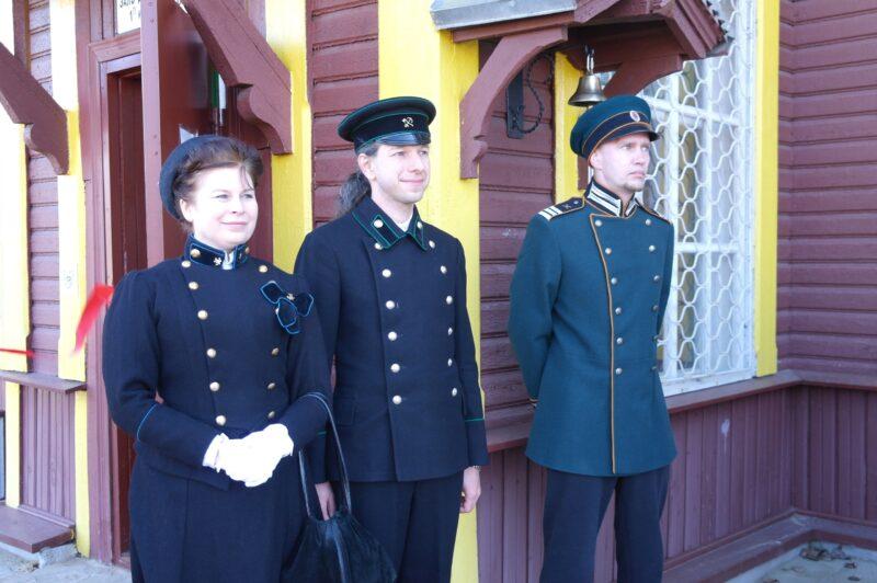 На станции в Бологовском районе открылся исторический зал ожидания
