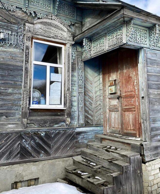 Блогер показал усадьбу Виноградовых в Калязинском районе