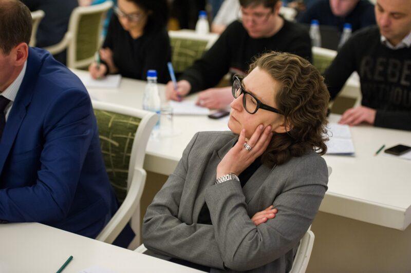 Школьники Тверской области могут задать вопросы главному редактору РИА Верхневолжья Юлии Овсянниковой