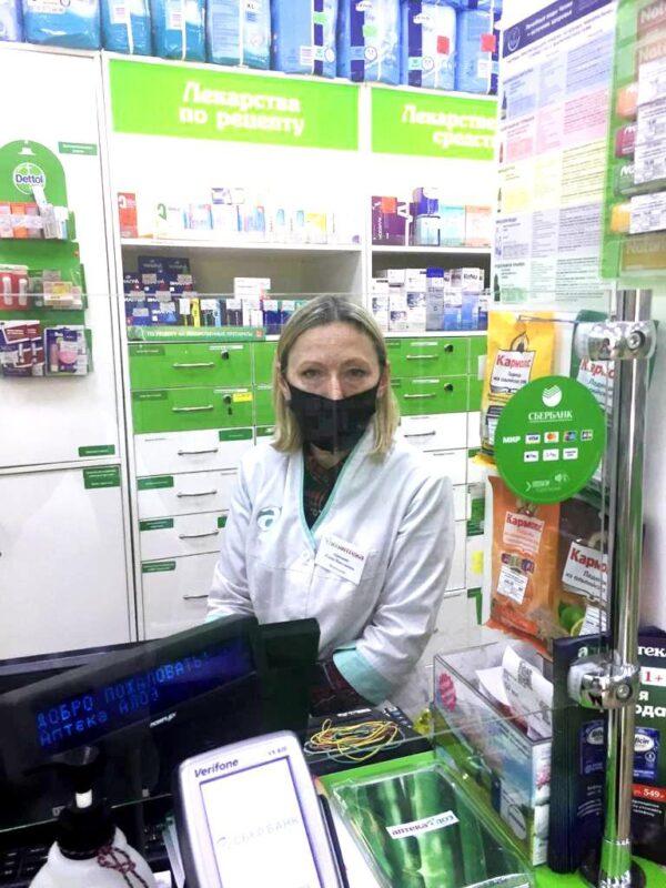 Фармацевт из Конаково советует вакцинироваться от Covid-19