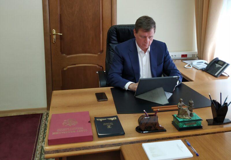 Андрей Епишин принял участие в предварительном голосовании «Единой России»