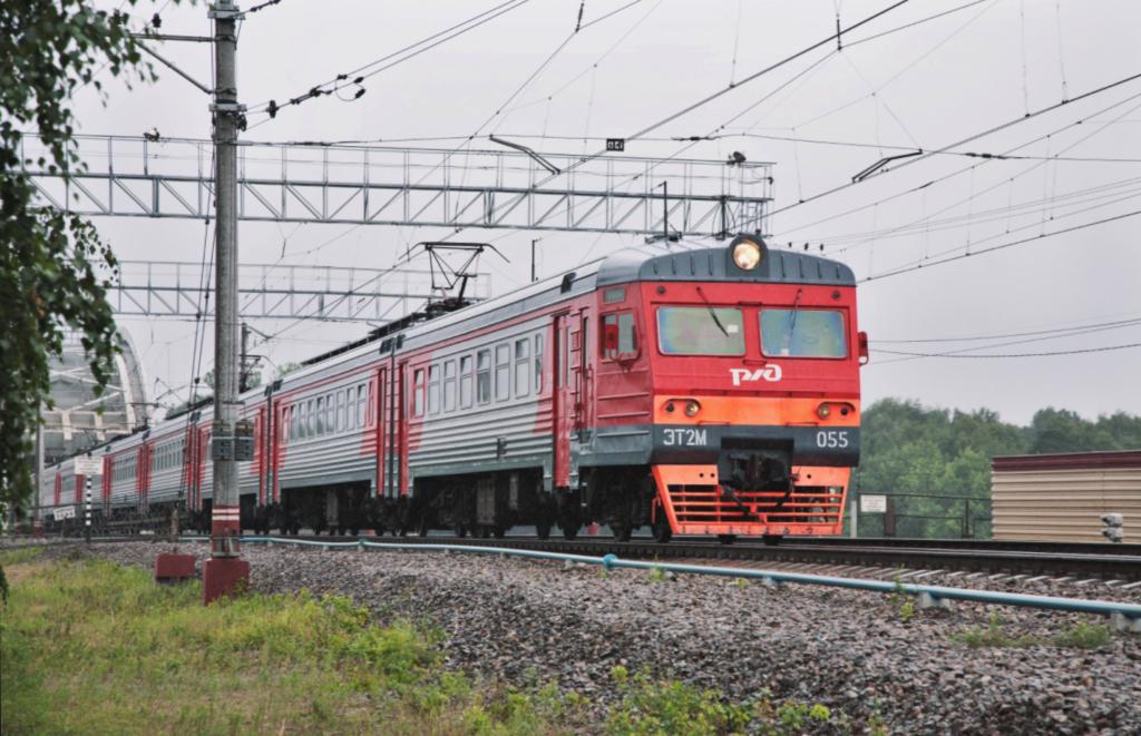 Пригородные поезда направления Тверь-Бологое курсируют по новому расписанию