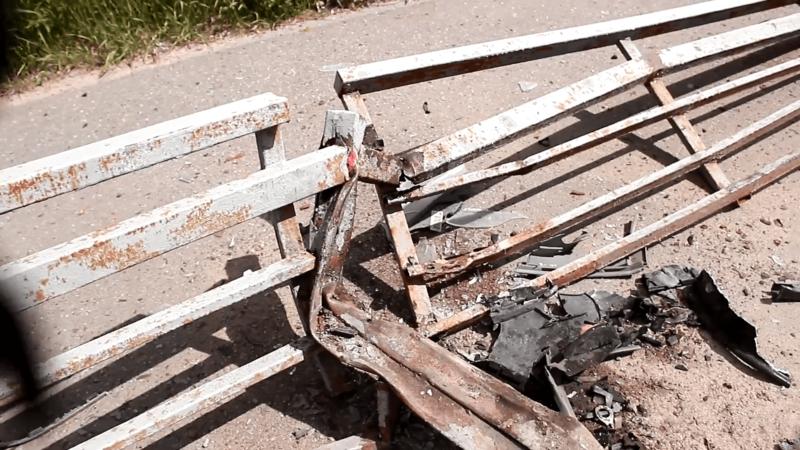 В Твери нетрезвый водитель протаранил дорожное ограждение
