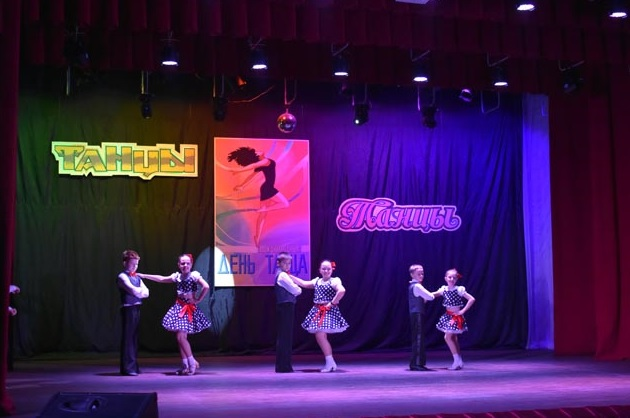 В Западной Двине прошел концерт, посвященный Дню танца