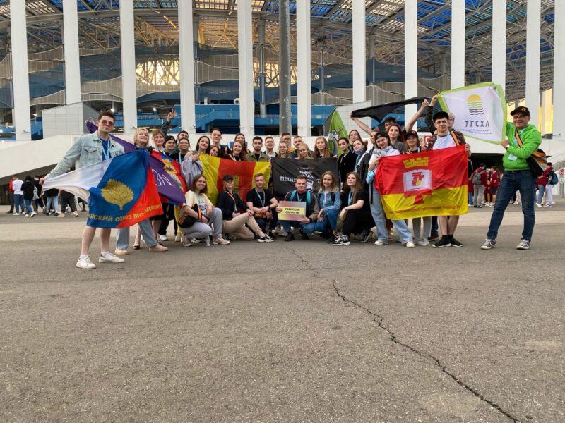 Студенты тверских вузов участвуют в «Российской студенческой весне»