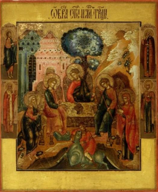 Лекция об иконах пройдет в Тверском императорской дворце