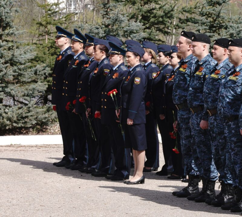 В канун Дня Победы тверские приставы приняли присягу