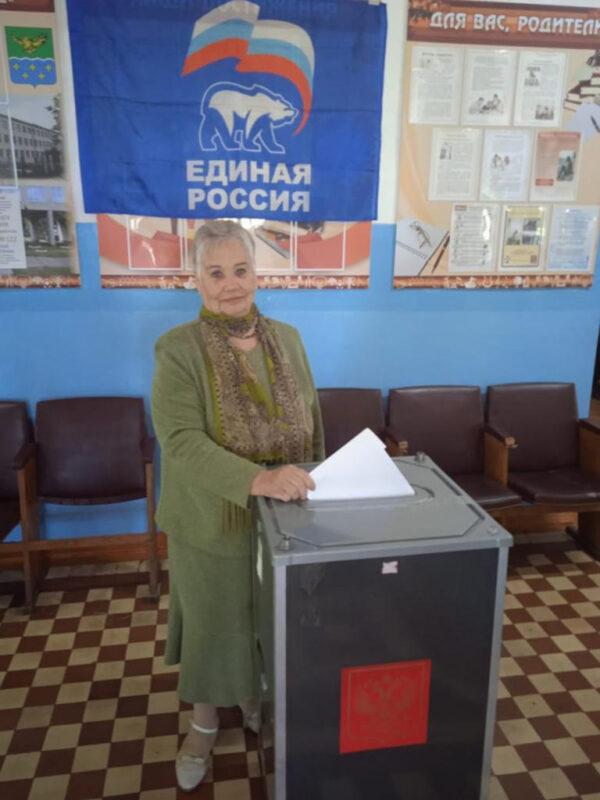 Раиса Прикащенкова: Необходимо показать свою жизненную позицию