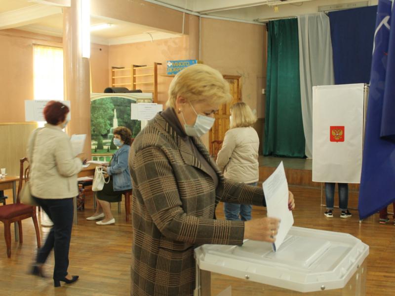 В ЗАТО Озерный проходит предварительное голосование