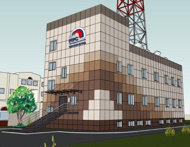 В Твери завершают строительство нового радиоцентра