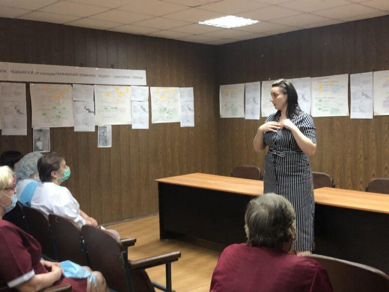 Юлия Саранова: Всем, кому нужна наша помощь, мы всегда готовы помочь