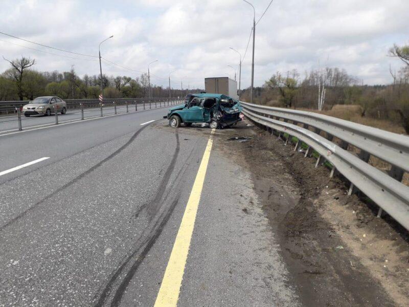 В аварии в Тверской области пострадали девушка-подросток и пенсионерка